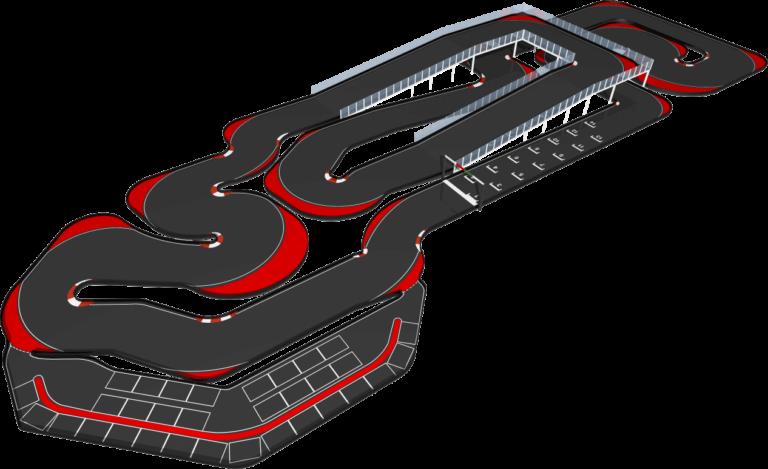costruzione piste go kart indoor e outdoor PGK Design
