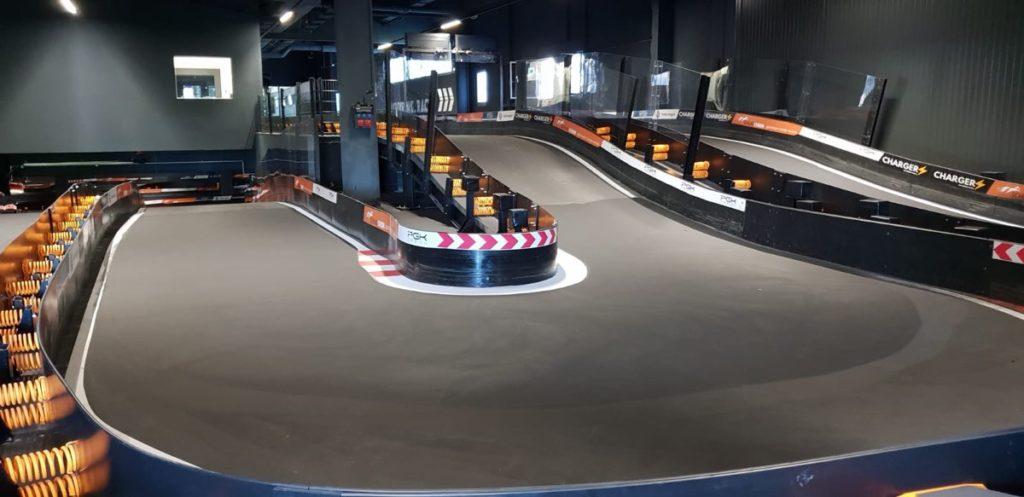 circuit de karting indoor CHARGERS Racing Leonding Austria