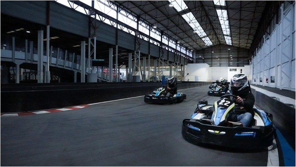 Kart track Green Kart Echirolles France