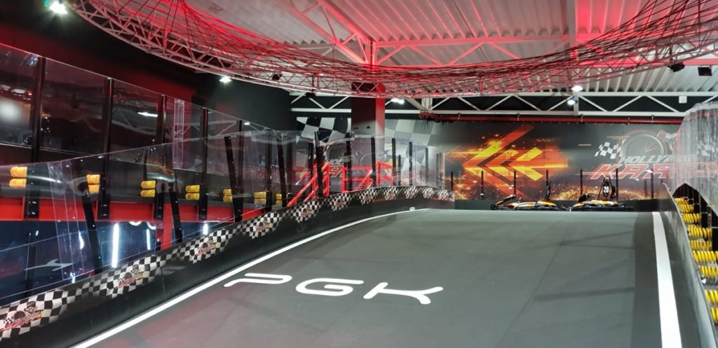 Hollywood Kart Planet Udine Italia