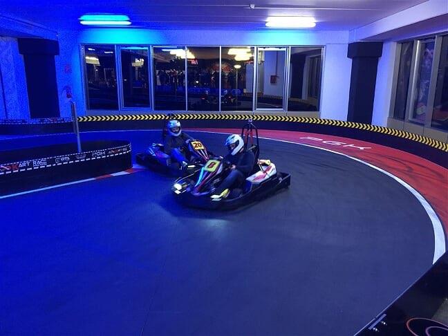 circuit de karting indoor Kart Race Tito Scalo Italie