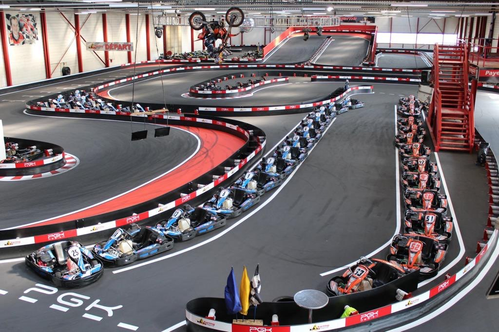 Kart track Karting Payerne Switzerland