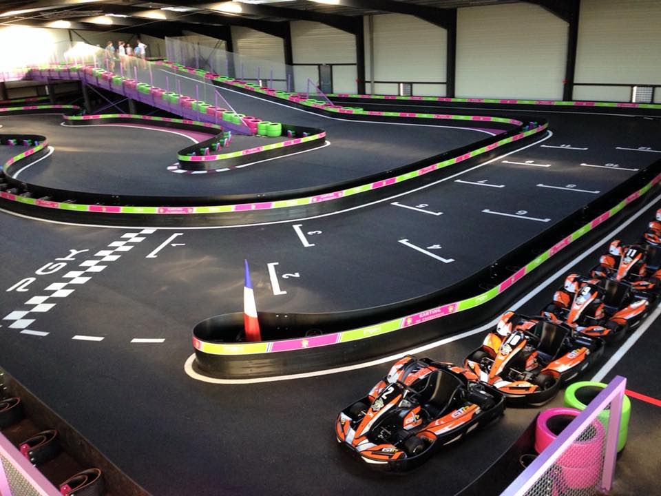 Circuit de karting indoor Karting de Caudecoste France