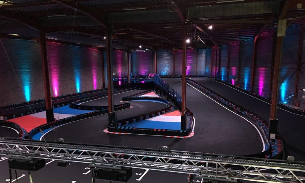 Piste de karting indoor Stras Kart Eckbolsheim France