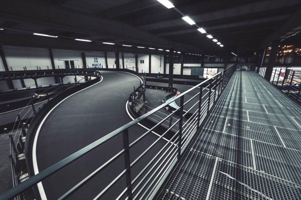 Kart track Wavre Indoor Karting Wavre Belgium