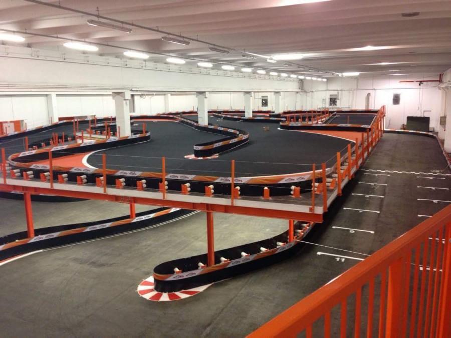 Kart track indoor Affi Kart Italia